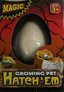Hatching Dinosaur Egg - £2.35 + Free Delivery with Prime
