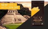 Cafedirect Mayan Gold Organic Roast & Ground Coffee - 227g