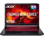 "ACER Nitro 5 17.3"" Gaming Laptop - Intel Core I5, GTX 1050, 256 GB SSD"