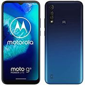 Motorola Moto G8 Power Lite Blue 64GB 5000mAh Android 9.0 Unlocked Sim Free