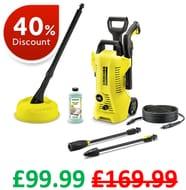 SAVE £70 - Karcher K2 Full Control Home Pressure Washer