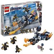 LEGO 76123 Marvel Avengers Endgame Motorcycle Toy