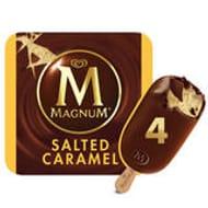 4pk Magnum Mint, Salted Caramel, White or Milk Chocolate