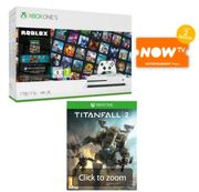 1TB XBOX ONE S with STAR WARS JEDI FALLEN ORDER + TITANFALL 2 Only £249