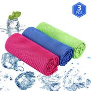 Glitch!? Cooling Towel X 3 - Be Quick!