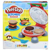 Play-Doh Burger Barbecue Set - 54% OFF