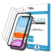 Tempered Glass for iPhone 11 Screen Protector/iPhone XR Screen Protector