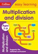 Collins Easy Learning Multiplication and Division Ages 7-9