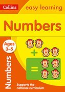 Collins Easy Learning Numbers Ages 3-5