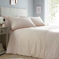Debenhams - Pink 'Daisy' Bedding Set King Size