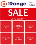 The Range - SALE TIME! - up to 50% OFF