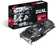 Asus Radeon Arez Dual Rx 580 8gb Oc Graphics Card