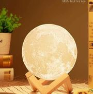 1pc Moon Design Night Light