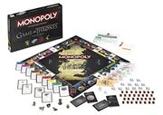 Winning Moves Game of Thrones Monopoly Board Game