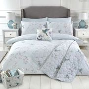 50% off Hummingbird Cotton Rich Reversible Duvet Set