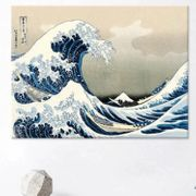 Sea Wave Wall Painting