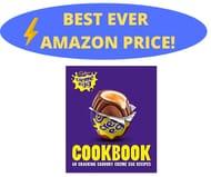 The Cadbury Creme Egg Cookbook Hardcover