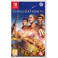 Nintendo Switch Sid Meier's Civilization VI £21.56 at 365Games