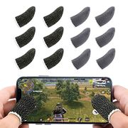 Newseego PUBG Mobile Game Finger Sleeve Controller, Touch