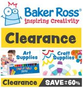 Arts & Crafts - CLEARANCE DEALS - at Baker Ross