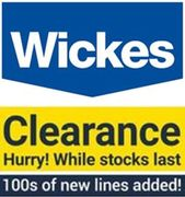 WICKES - Wickes Clearance Offers