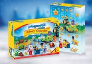 Playmobil 1.2.3 Advent Calendar, Christmas in the Forest