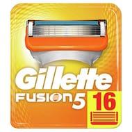 Gillette Fusion Razor Blade Refills - Save £22.06
