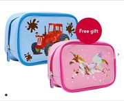 Free Wash Bag When You Spend £12 or More on Selected Childs Farm Products