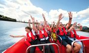 33% off Thames Rockets: Ultimate London Adventure Speedboat Tour