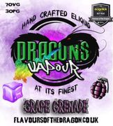 Flavour of the Week Grape Grenade