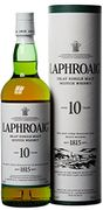 Laphroaig 10 Year Old Islay Single Malt Scotch Whisky, 70cl