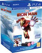 Marvels Iron Man VR PlayStation Move Controller Bundle