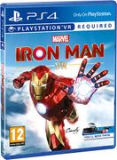 Marvel's Iron Man VR (PS4) - Released on July 3, 2020.