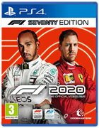 F1 2020 Seventy Edition (PS4) - Released on July 10, 2020.