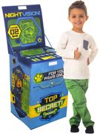Paw Patrol Childrens Mission Control Centre Kids Toy & Storage Box