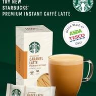 Starbucks Premium Instant Coffee, Latte, Cappuccino Etc