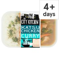 The City Kitchen Chicken Katsu Curry 385G - Only £2!