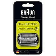Braun Series 3 32B Electric Shaver Head Replacement Cassette - Black Pack