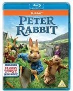 Peter Rabbit (2018) Blu Ray Only £2.99