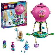 LEGO 41252 Trolls World Tour Poppys Hot Air Balloon Adventure Playset