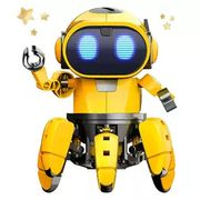 *SAVE over £20* the Source Tobbie Build It Yourself Robot