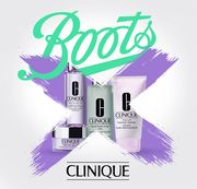 £5 off Selected Clinique Cleansers