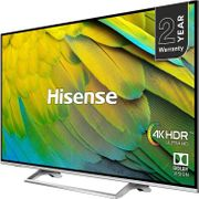 *SAVE £270* Hisense 55-Inch 4K UHD HDR Smart TV with Freeview Play (2019)