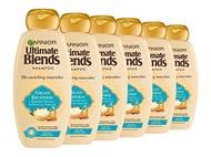 Garnier Ultimate Blends Shampoo | Argan Richness Moroccan -360ml X 6
