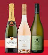 25% Off 6 Bottles Or More Wine & Champagne £5 Or Over