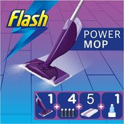Flash Power Mop Complete Starter Kit - Only £19.99!
