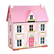 Early Learning Centre Deluxe Rosebud Doll's House with Furniture