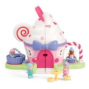 Happyland Cupcake House Down From £59.99 to £29.99
