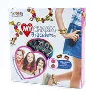 I-Create Love My Charm Bracelets Crafts Jewellery Kit Gift Set