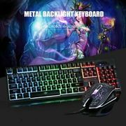 RGB Gaming Keyboard and Mouse Set
